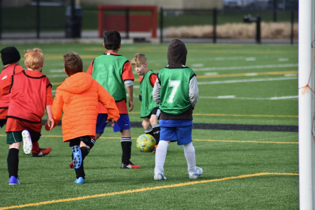 FIRST KICKS Program for Group Ages U4 - U6