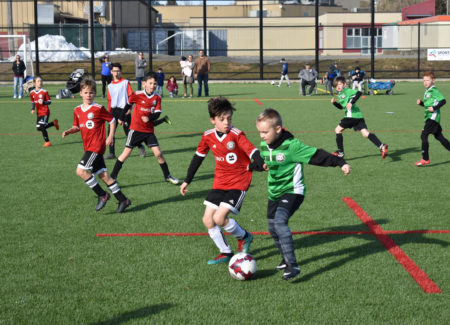 DISCOVERIES ACADEMY Program for Group Ages U7-U10