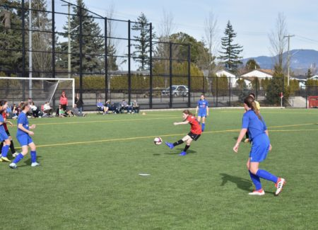 COMMUNITY SOCCER LEAGUE for Group Ages: U11 - U18
