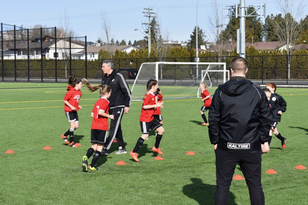 SKILL CENTRE Program for Age Groups U8-U12