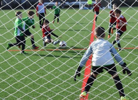 Excel Academy Goalkeeping for Group Ages U10 – U18
