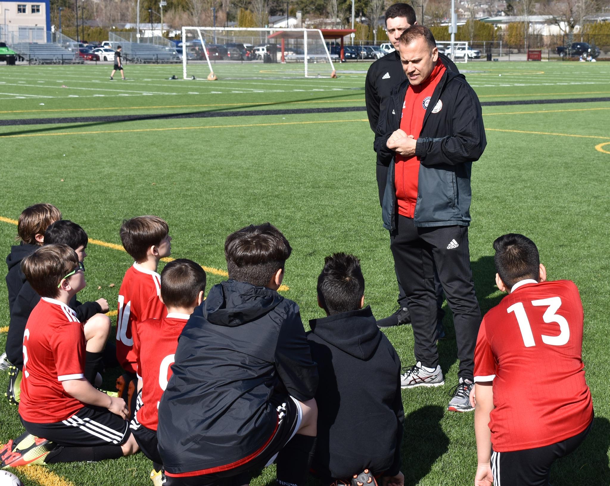 Soccer School in Abbotsford